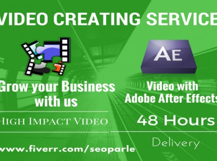 I will do video creation and video submission on 20 high PR sites