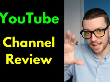 I will review your youtube channel to help you increase subscribers and views